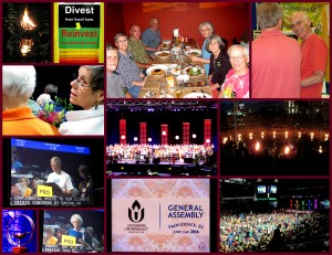 UUA GA June 2014 Collage